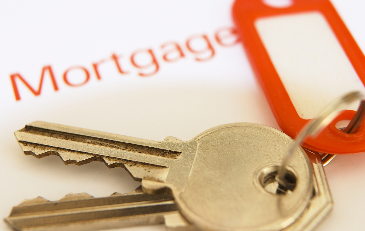 bigstockphoto_mortgage_key__162982